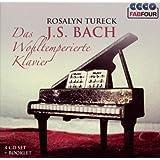 Bach: Das Wohltemperierte Klavier - The Well Tempered Clavier