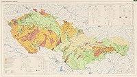 National Atlas | 1966鉱物。| Historicアンティークヴィンテージマップ再印刷 24in x 13in 573162_2413