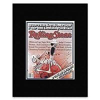 ROLLING STONE - Hunter S. Thompson 1992 Mini Poster - 19.3x15.9cm