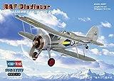 ホビーボス 1/72 エアクラフトシリーズ グロスター グラディエーター プラモデル