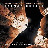 BATMAN BEGINS (SOUNDTRACK) [2LP] ('BHUTAN BLUE FLOWER' COLORED VINYL) [12 inch Analog]
