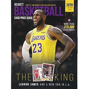 Beckett Basketball Card Price Guide 2019