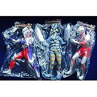 ウルトラマンシリーズ ビッグサイズソフビフィギュア1 全3種セット