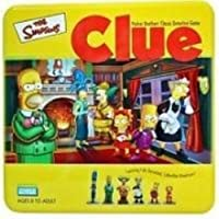 The Simpson Clue [並行輸入品]