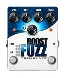 Tech 21 Bass Boost FUZZ ブースト機能搭載 ベース用アナログ・ファズ・エフェクター 【国内正規品】