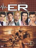 E.R. - Medici In Prima Linea - Stagione 06 (3 Dvd) [Italian Edition]
