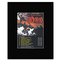 DIO - UK Tour 2005 Mini Poster - 13.5x10cm