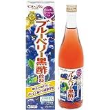 井藤漢方製薬 ビネップル ブルーベリー黒酢飲料 720ml
