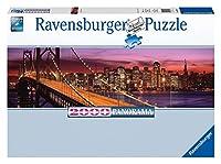 Bay Bridge, San Francisco 2000 PC Panoramic Puzzle