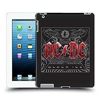 オフィシャル AC/DC ACDC ブラック・アイス アルバム・アート ハードバックケース Apple iPad 3 / iPad 4