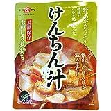 レトルト 和風 惣菜 具沢山 けんちん汁 300g (1人前) X10個セット (和食 煮物 非常食 保存食 にも)