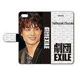 iPhone8/7 手帳型ケース 【鈴木伸之】 011