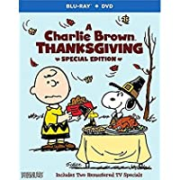 A Charlie Brown Thanksgiving: Special Edition (BD) [Blu-ray] [並行輸入品]