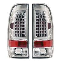 APC 407519TLC Ford F-150 Diamond Cut Tail Light Assembly [並行輸入品]