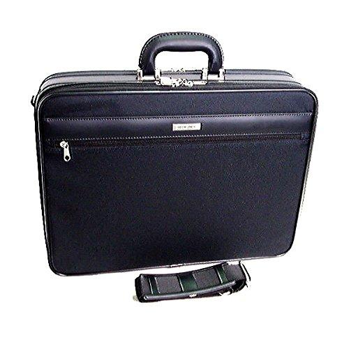 (クレイドルリバー)CRADLE RIVER ビジネスバッグ ソフトアタッシュケース A3収納 ショルダーベルト付き 21178 utc