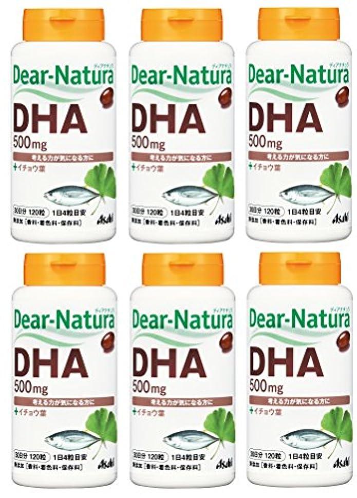 統合する細分化するアカデミック【まとめ買い】ディアナチュラ DHA With イチョウ葉 120粒×6個