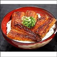 川口水産 国産うなぎ 蒲焼きカット1kg タレ 山椒付き (16枚ー27枚入り)