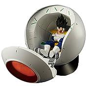 フィギュアライズメカニクス ドラゴンボール サイヤ人の宇宙船ポッド 色分け済みプラモデル