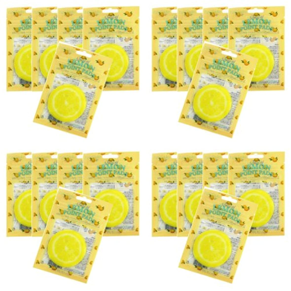 瀬戸際責めるシーサイドピュアスマイル ジューシーポイントパッド レモン20パックセット(1パック10枚入 合計200枚)