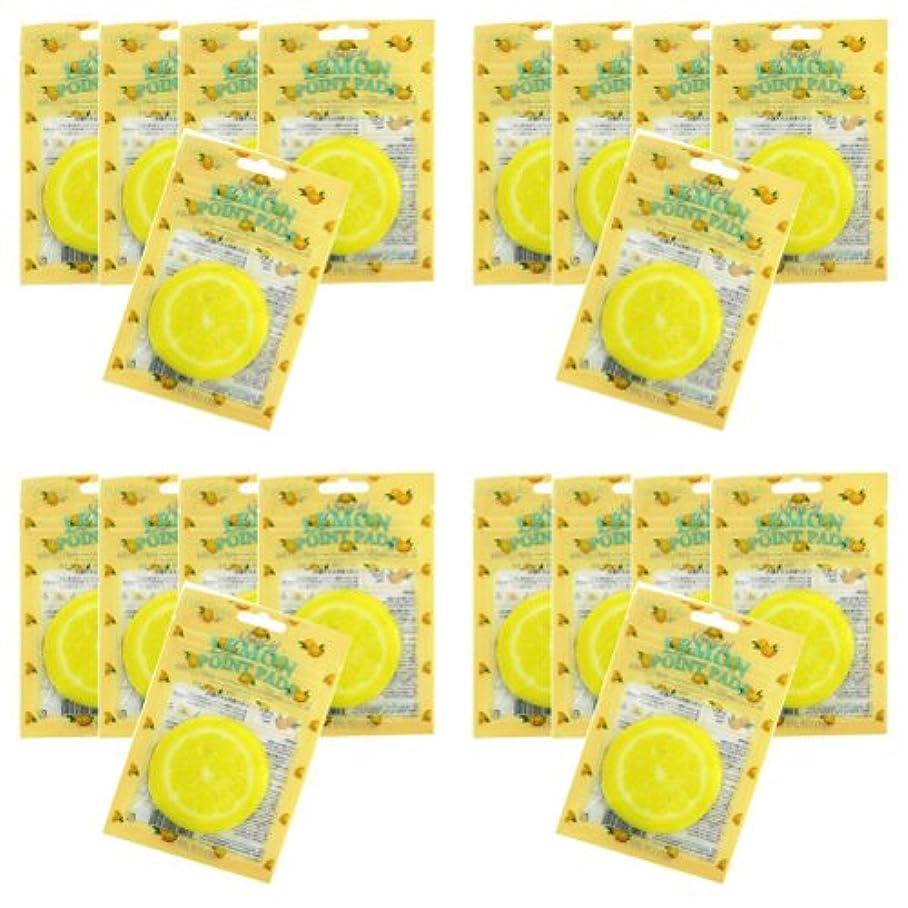 シンボルスポーツオンスピュアスマイル ジューシーポイントパッド レモン20パックセット(1パック10枚入 合計200枚)