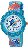 [フリック フラック]FLIK FLAK キッズ腕時計 DISNEY/PIXAR FINDING DORY(ディズニー ピクサー ファインディング ドリー) ZFLSP011 ボーイズ 【正規輸入品】