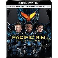パシフィック・リム: アップライジング [4K UHD + Blu-ray ※日本語無し](輸入版) -Pacific Rim Uprising-