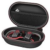 Smatree チャージングケース Bose SoundSport 、BeatsX.Powerbeats2.Powerbeats3 JBLなどbluetooth ヘッドホン,イヤホン充電収納ケース,ブラックS50 (S50)