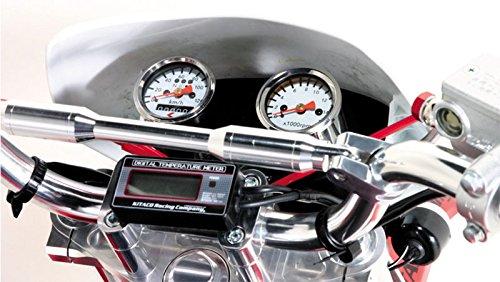 キタコ(KITACO) ミニミニスピード&タコメーターキット(140km/hメーター仕様) XR50モタード/XR100モタード 752-1134860