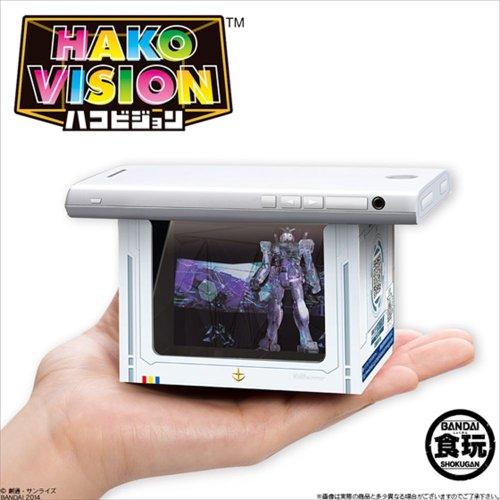 ハコビジョン BOX(食玩)