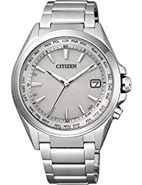 [シチズン]CITIZEN 腕時計 ATTESA アテッサ ダイレクトフライト 針表示式 ワールドタイム Eco-Drive エコ・ドライブ電波 CB1070-56A メンズ
