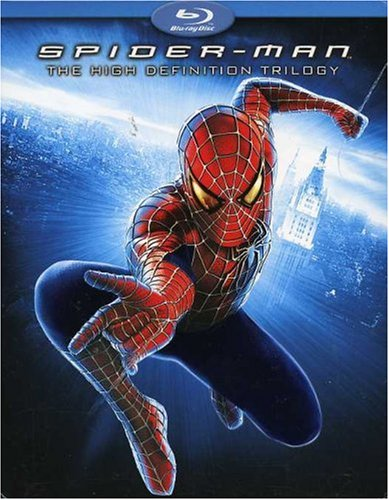 Spider-Man: The High Definition Trilogy (Spider-Man / Spider-Man 2 / Spider-Man 3) [Blu-ray] (2006)