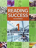 Reading Success Second Edition 1 Student Book with MP3 CD
