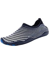 Baosity ヨガ サーフ スイミング ウォーターシューズ 運動靴 男女兼用 生地 滑り止め 超軽量 速乾性 通気 マルチサイズ