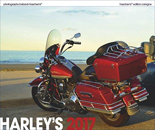 Harley's 2018: Fotokunstkalender