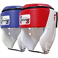 Farabi Junior ProtectiveボクシングMMA、タイ式、キックボクシングUFC、Fightingヘッドガード