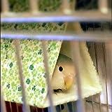 すずやかバードテント(春夏用)Sサイズ キンカ鳥、文鳥、十姉妹用 1枚組