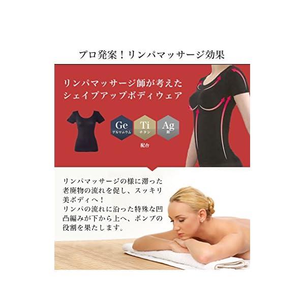 筋肉革命 コンプレッションウェア 加圧シャツ ...の紹介画像6