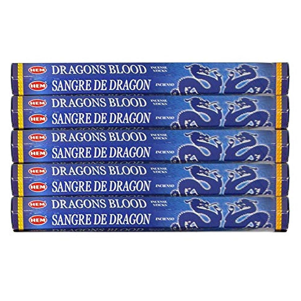 指定するテクトニック明らかドラゴンの血ブルー 線香100本(20本×5パック)