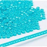 Blue Glass Beads for Beading 3 Grams/lot Perles Miyuki,7