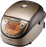 タイガー 炊飯器 土鍋IH 「炊きたてミニ」 3合 ブラウン JKM-G550-T