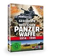 DER DEUTSCHEN PANZER-WAFFE 1914-1945 [DVD]