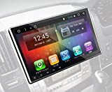 10.1インチモニター搭載オーディオ一体型カーナビ Android6.0 静電式タッチパネル ミラーリング機能 バックカメラ連動可 eonon FMTGA2166J