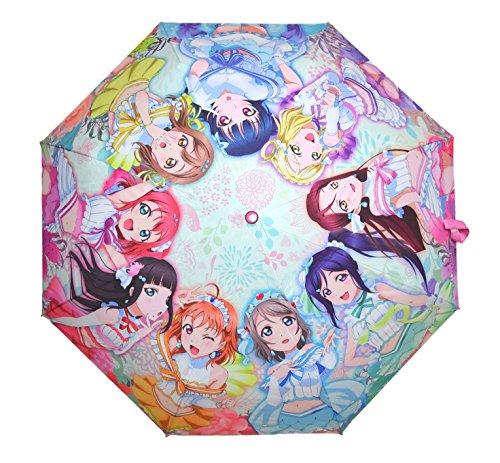 【ラブライブ!サンシャイン!!】折り畳み傘 Aqours