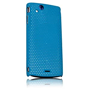 MSY Polyvalent Series ウェブケース for Xperia arc Deep Sky/ブルー EPA02-001BL