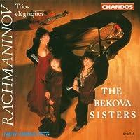 Rachmaninov;Trios Elegaique