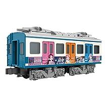 Bトレインショーティー 伊豆箱根鉄道3000系 ラブライブ!サンシャイン!! ラッピング電車2 3002号車 (中間車1両入り) プラモデル