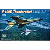 ホビーボス 1/48 エアクラフトシリーズ F-105D サンダーチーフ プラモデル 80332
