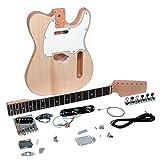 Saga TC-10 エレクトリックギターキット–Tスタイル