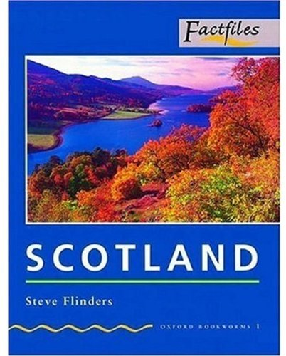 Factfiles: Scotland: 400 Headwords (Oxford Bookworms ELT)の詳細を見る