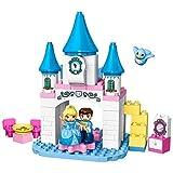 LEGO DUPLO l Disney Princess Cinderella's Magical Castle 10855 Large building block Disney Toy [並行輸入品]
